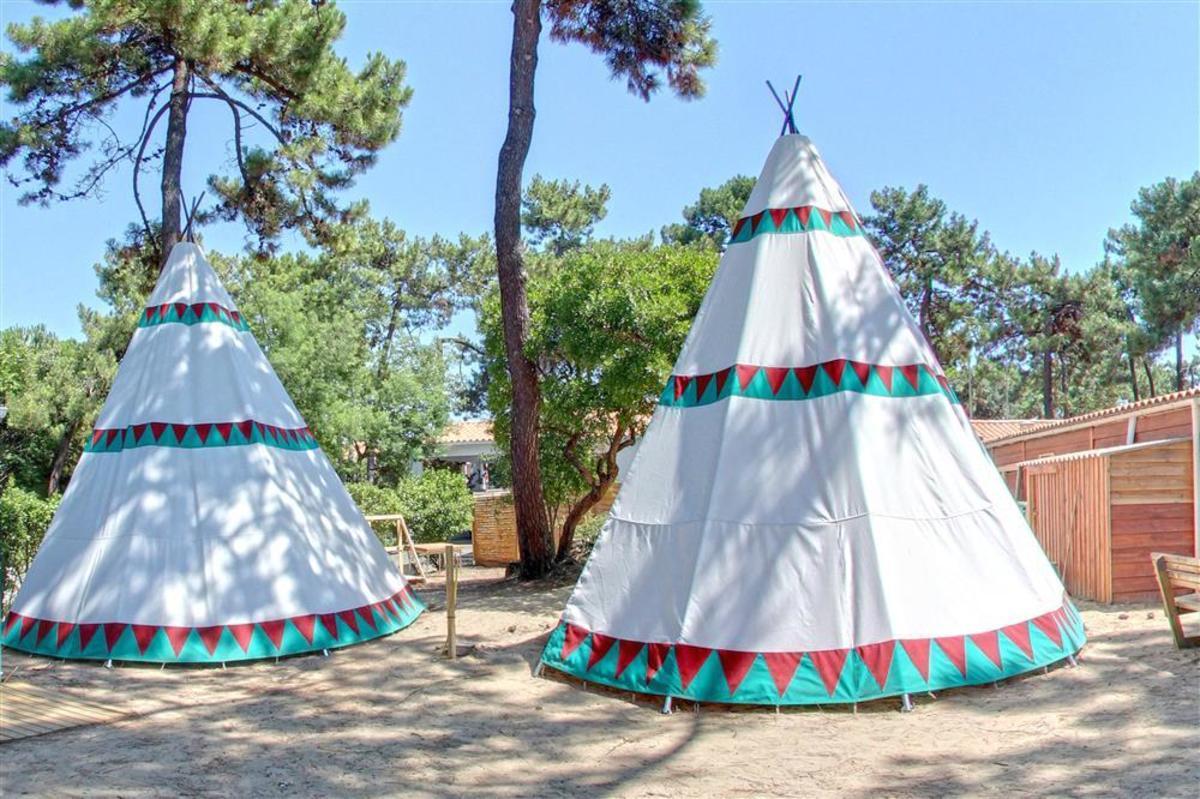 Camping Paradis Les Pins d'Oléron - Photo 5