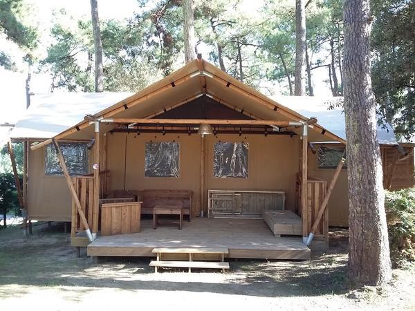 Camping Paradis Les Pins d'Oléron - Photo 9