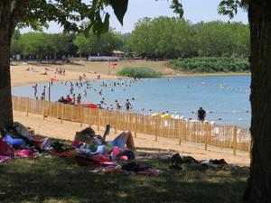 Camping du Lac de Saint Cyr - Photo 17