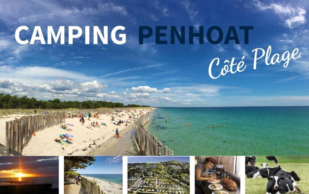 Camping Penhoat Côté Plage - Photo 72