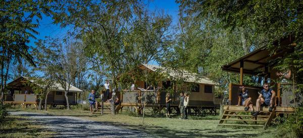 Camping Le Mas des Chênes - Photo 2