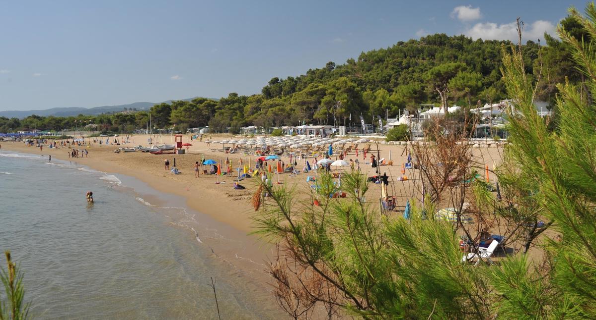 Camping Capo Vieste - Photo 19