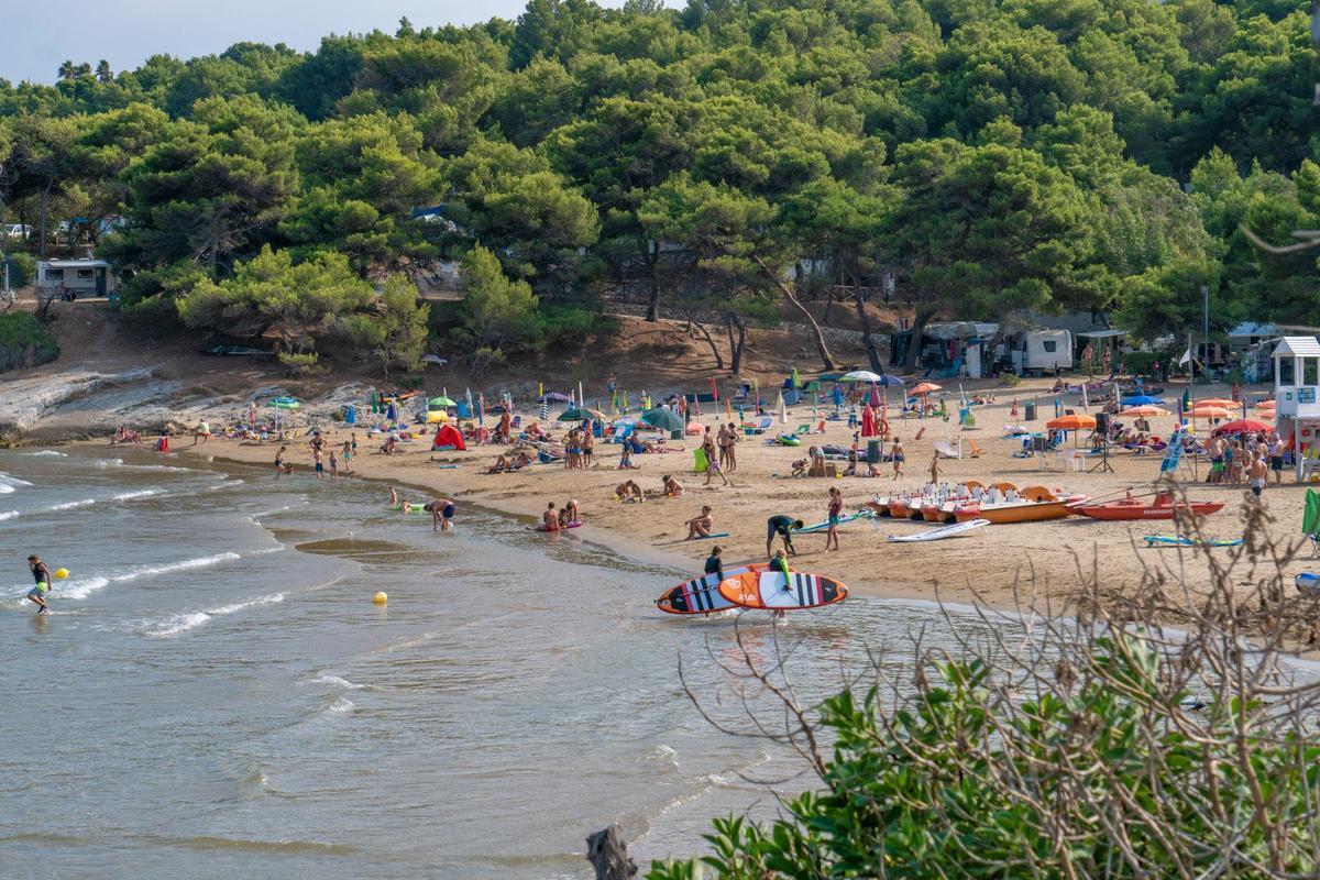 Camping Punta Lunga - Photo 22