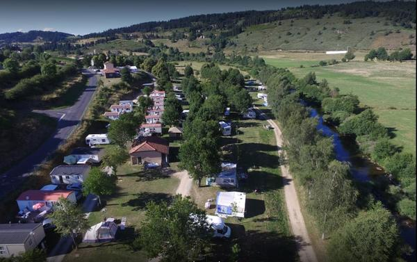 Camping La Cigale de L'Allier - Photo 2