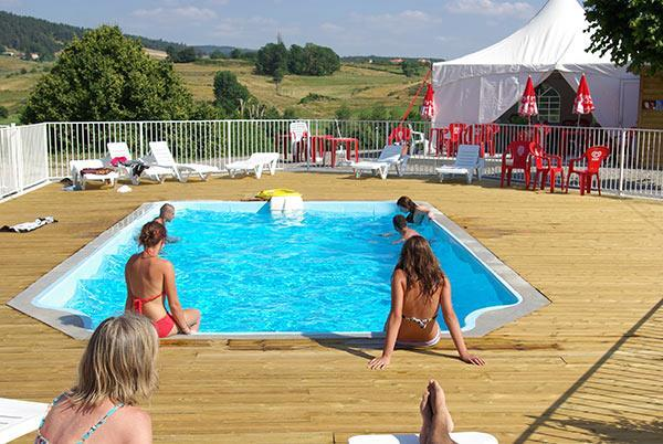 Camping La Cigale de L'Allier - Photo 1