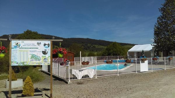 Camping La Cigale de L'Allier - Photo 4