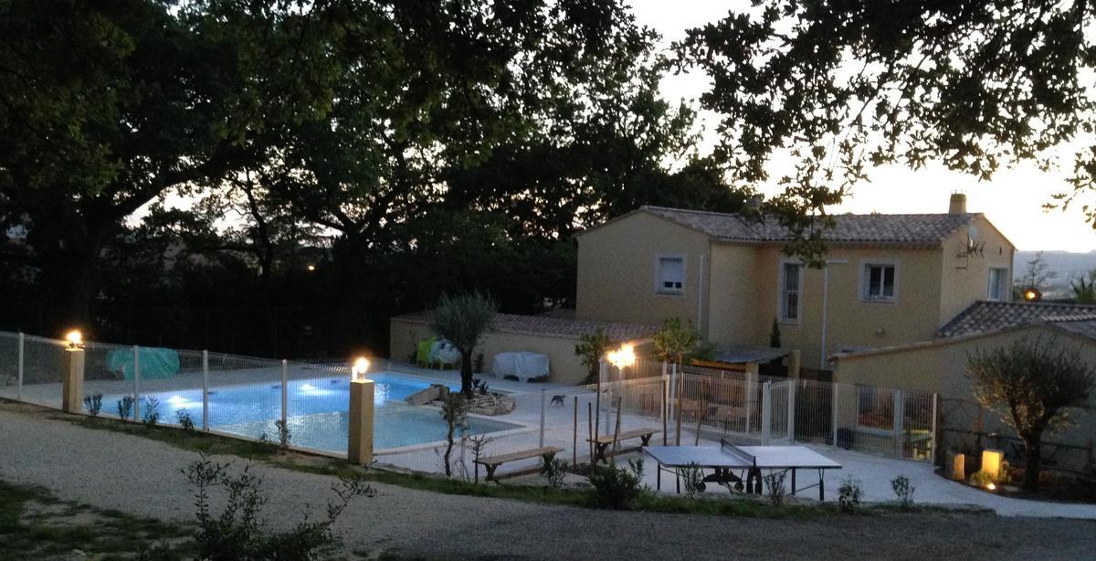 Camping de la Colline - Photo 1