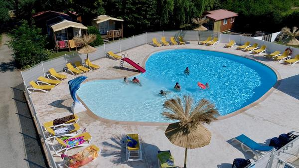 Camping le Verger de Jastres - Photo 1
