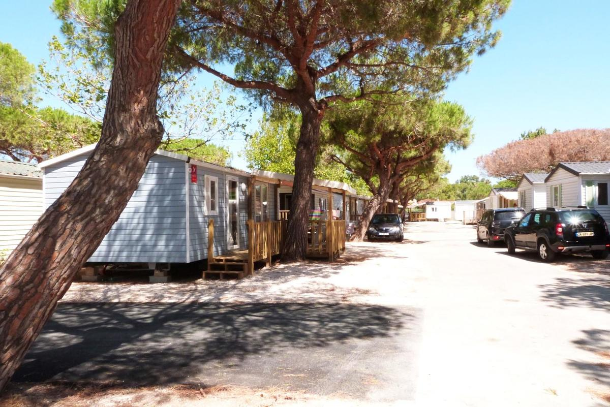 Camping La Bergerie Plage - Photo 4