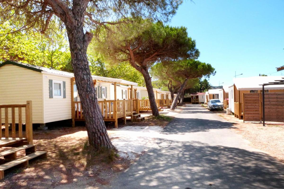 Camping La Bergerie Plage - Photo 2