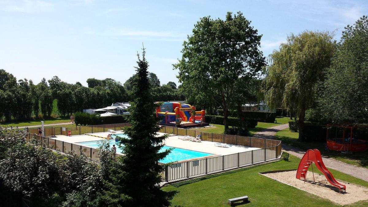 Camping L'Orée de Deauville - Photo 11