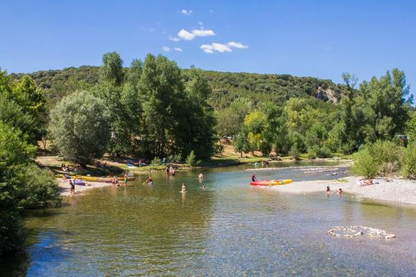 Camping du Domaine D'Anglas - Photo 6