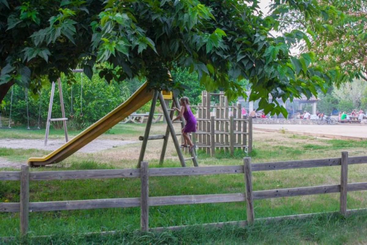 Camping du Domaine D'Anglas - Photo 3