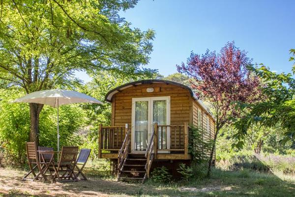 Camping du Domaine D'Anglas - Photo 2