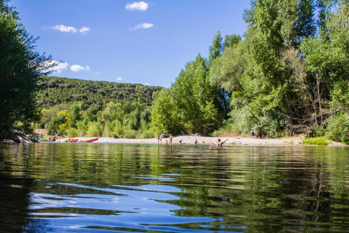 Camping du Domaine D'Anglas - Photo 1