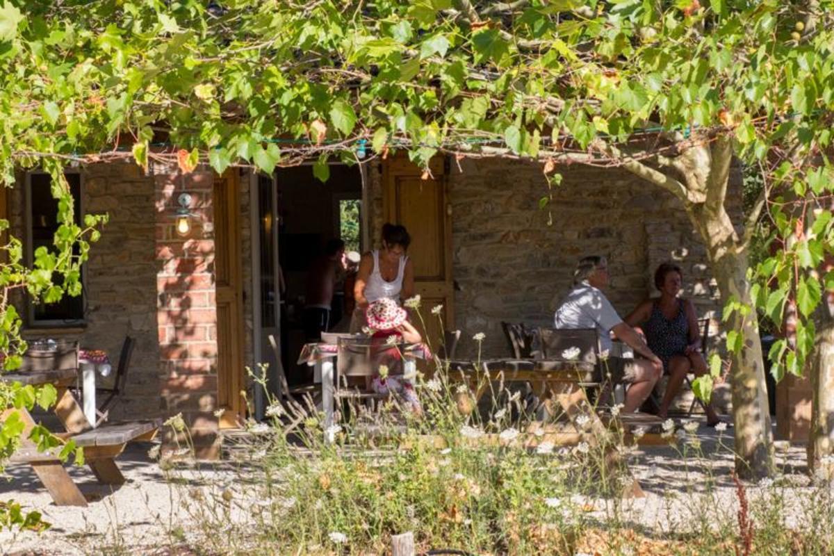 Camping du Domaine D'Anglas - Photo 25