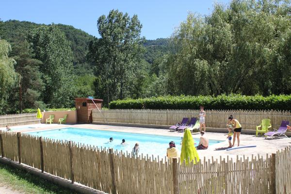 Camping Les Berges Du Doux - Photo 1