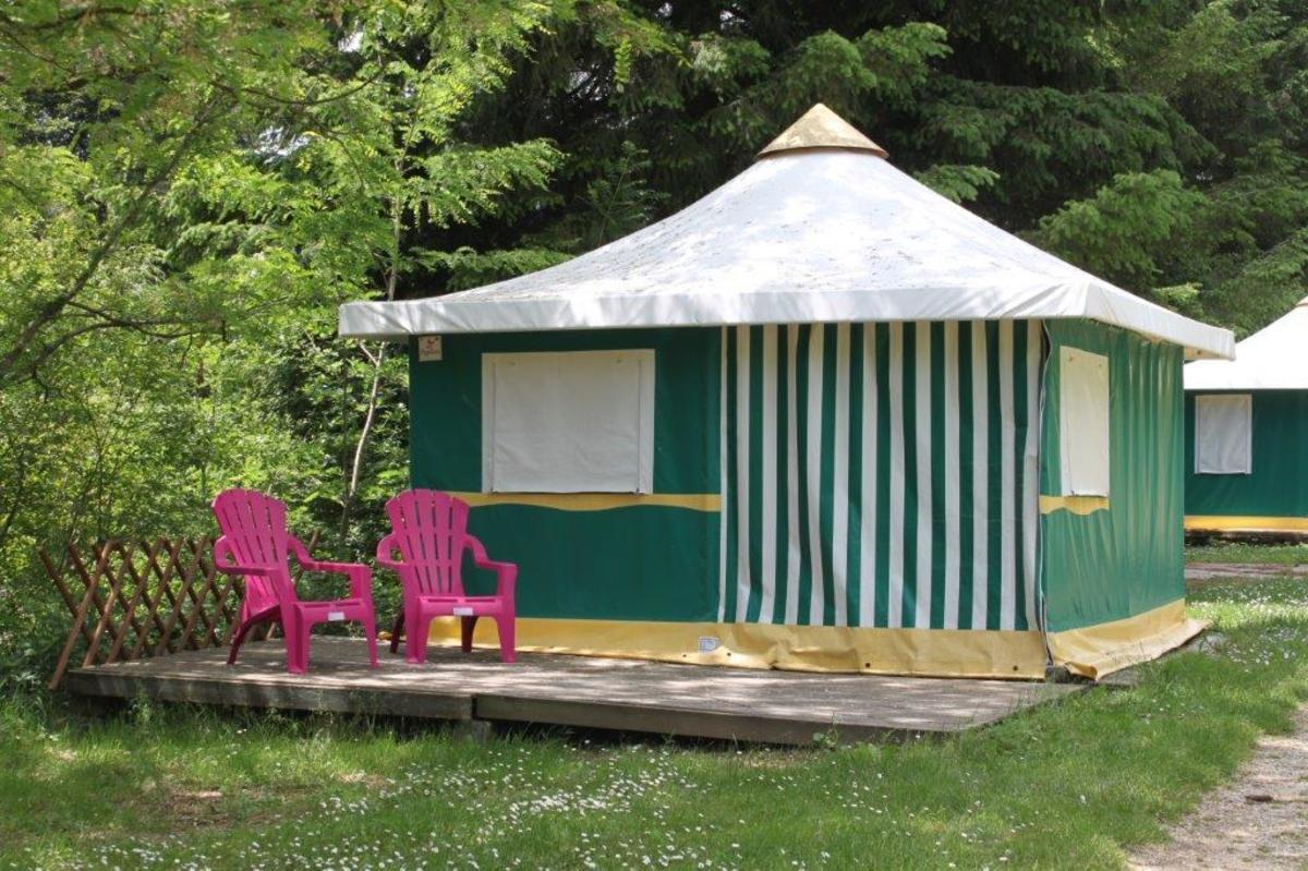 Camping Les Berges Du Doux - Photo 3