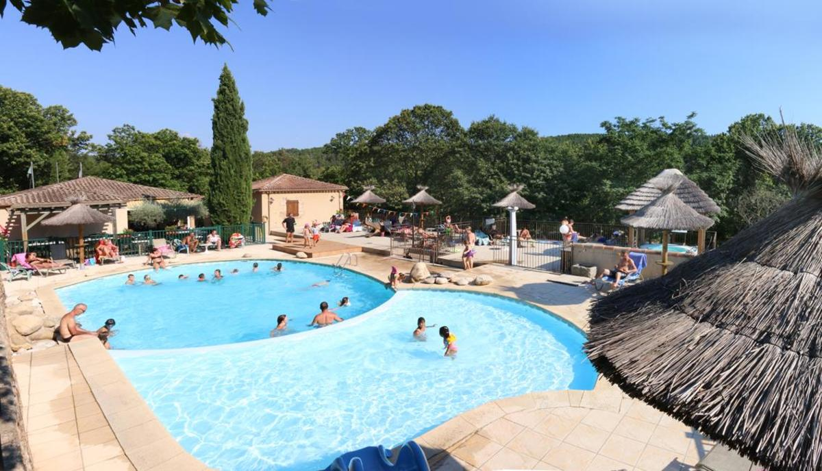 CAMPING LES CRUSES - Photo 1
