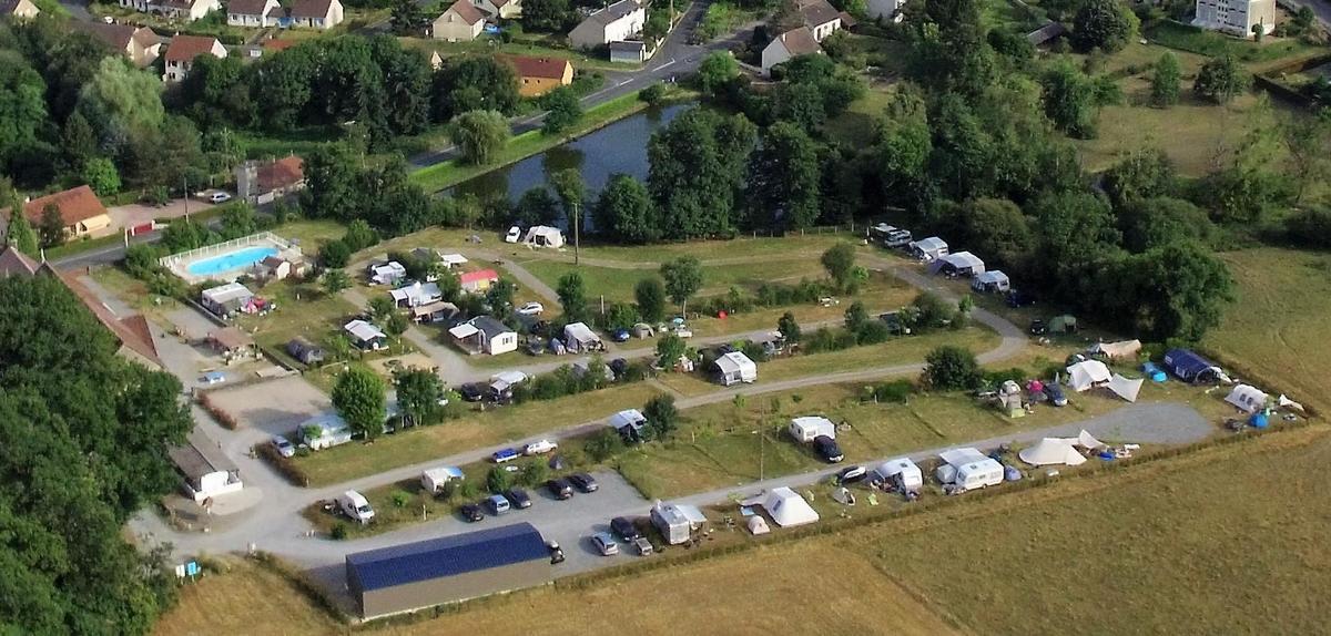 Camping Vallée de la Creuse - Photo 3