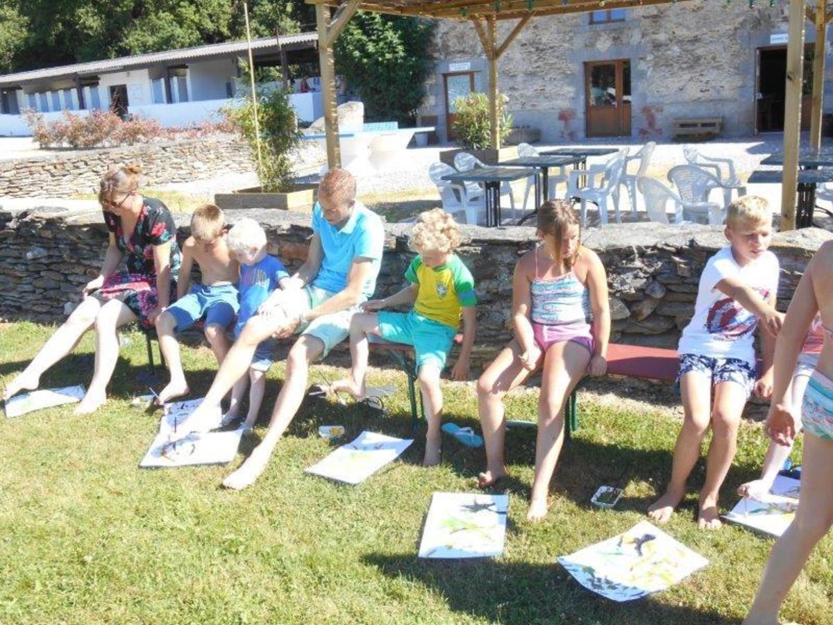 Camping Vallée de la Creuse - Photo 24