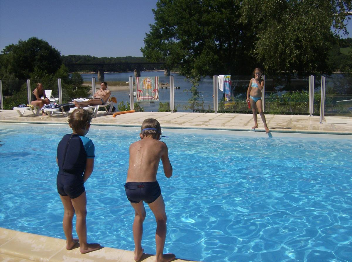 Camping du Viaduc - Photo 1