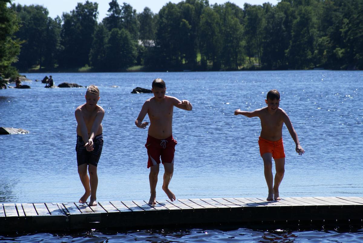 Långasjönäs Camping & Holiday Village - Photo 11
