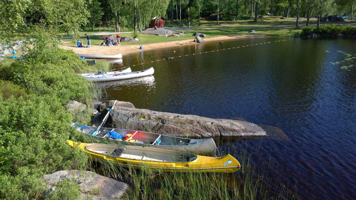 Långasjönäs Camping & Holiday Village - Photo 22