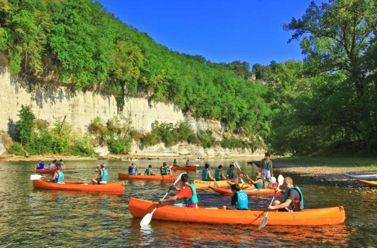 Camping AU P'TIT BONHEUR - Photo 801