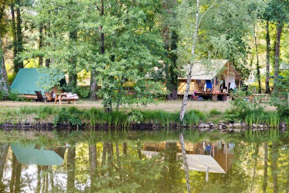 Village Huttopia Lac de Rillé - Photo 101