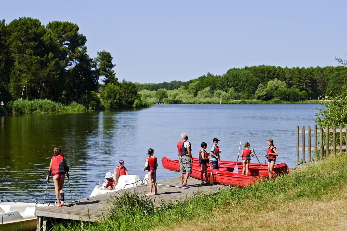Village Huttopia Lac de Rillé - Photo 107