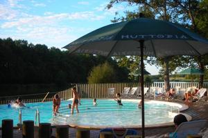 Village Huttopia Lac de Rillé - Photo 415