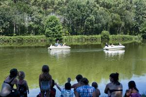 Village Huttopia Lac de Rillé - Photo 540