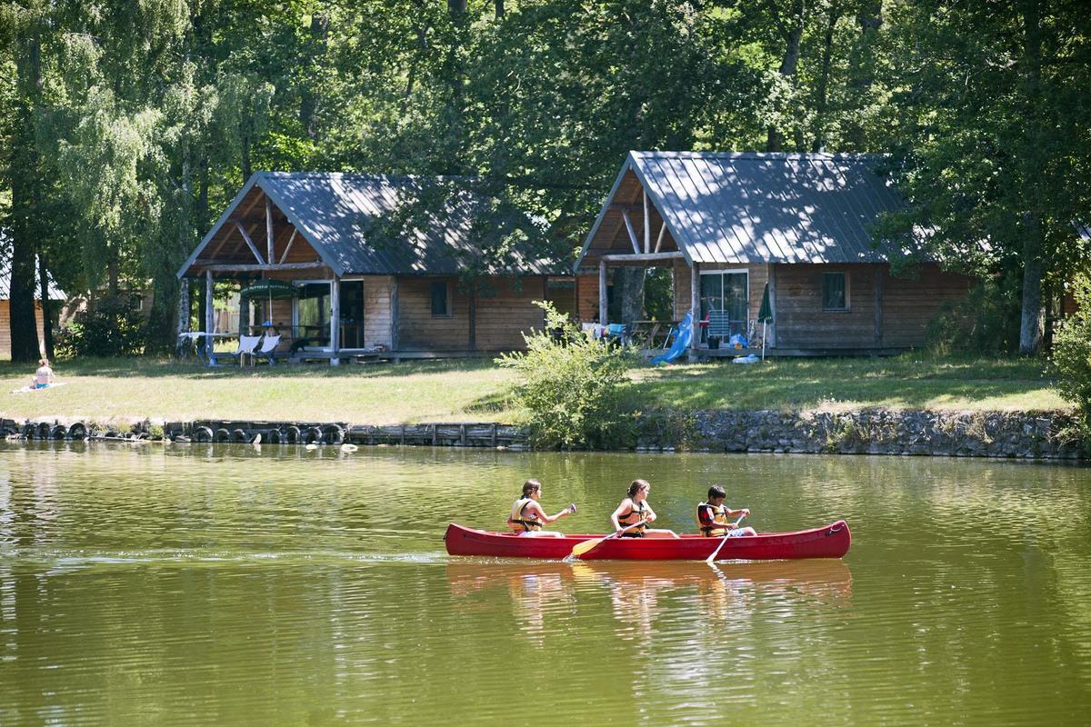 Village Huttopia Lac de Rillé - Photo 542