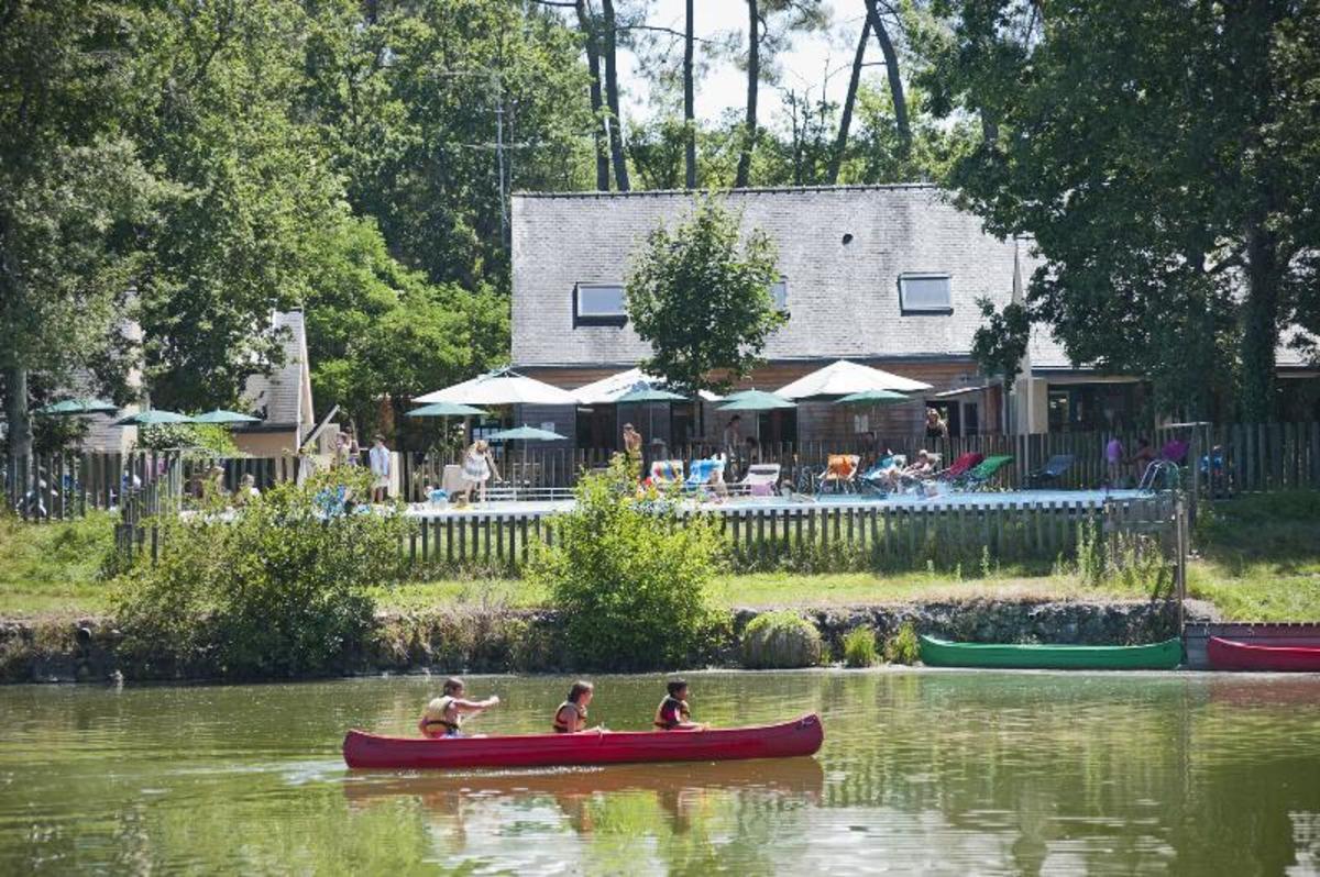 Village Huttopia Lac de Rillé - Photo 929