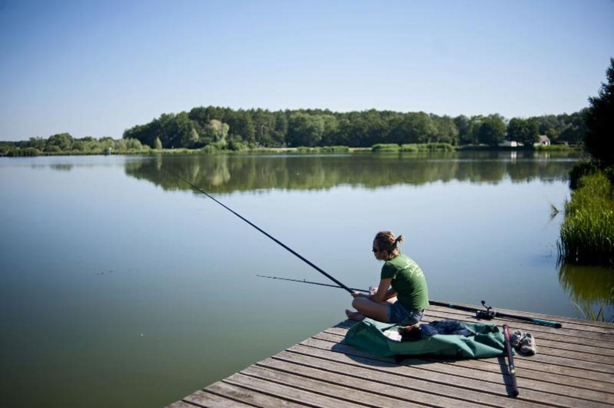 Village Huttopia Lac de Rillé - Photo 932