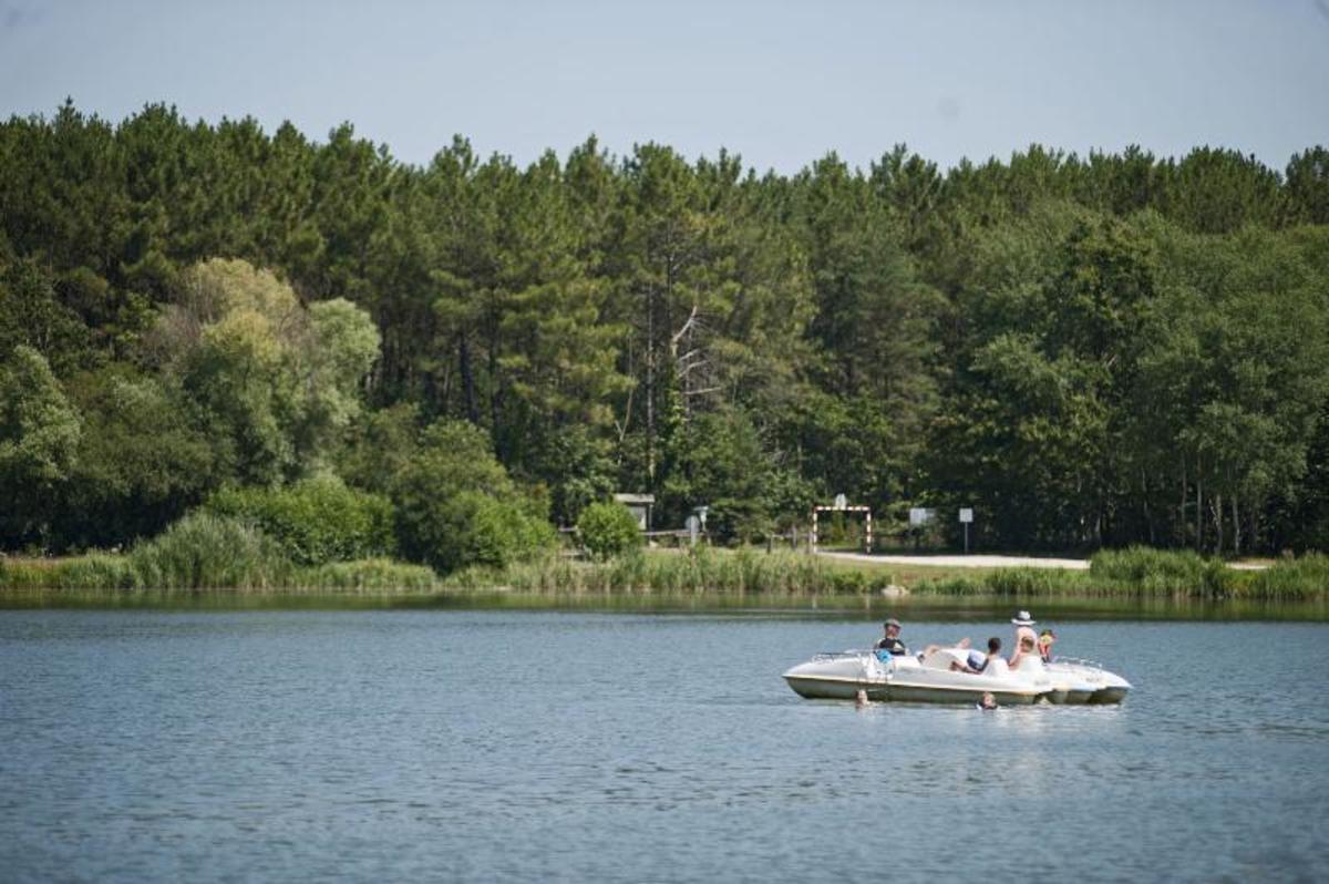 Village Huttopia Lac de Rillé - Photo 936