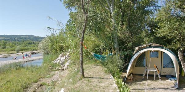 Camping Les Rives de l'Aygues - Photo 101
