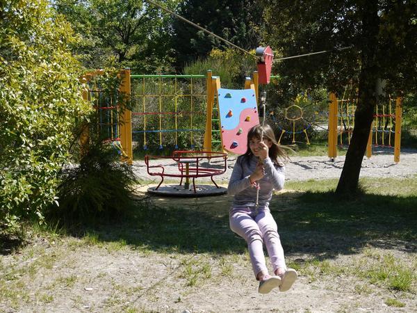 Camping Les Rives de l'Aygues - Photo 112