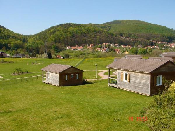 Camping Seasonova Les Vosges du Nord - Photo 101