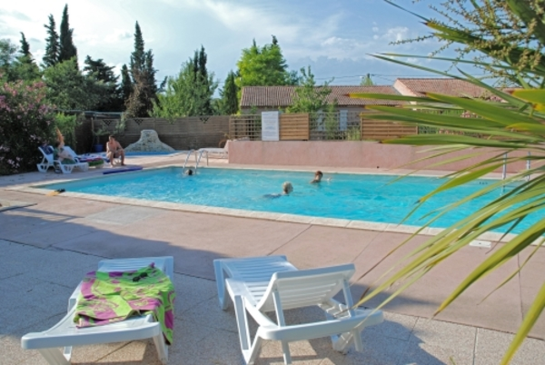 Camping L'Olivier - Photo 401