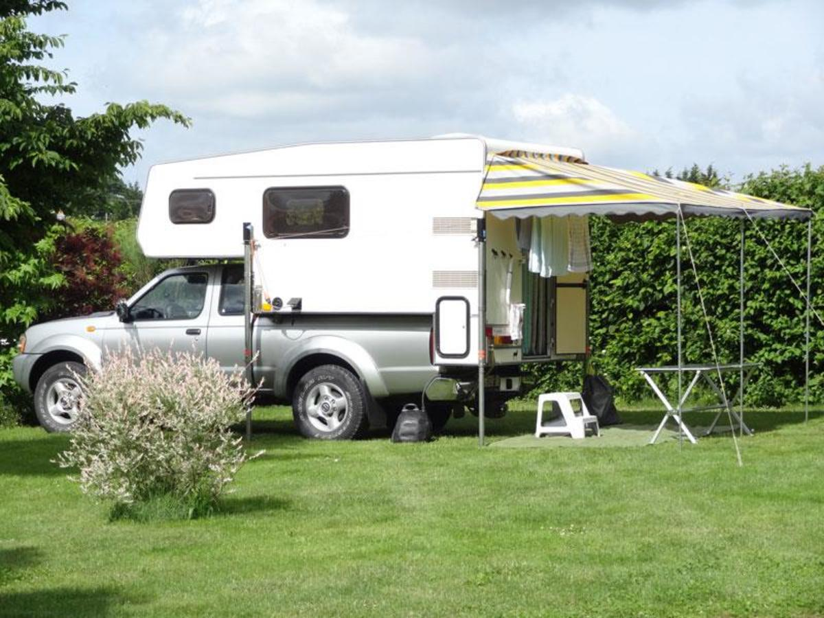 Camping Le Rouge Gorge - Photo 104