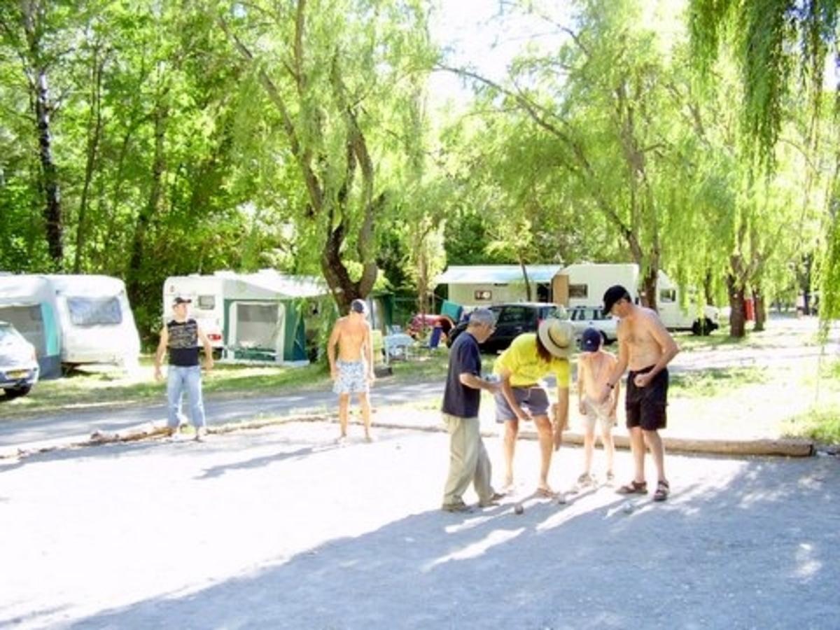 Camping L'Or Bleu - Photo 110