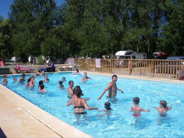Camping L'Or Bleu - Photo 406