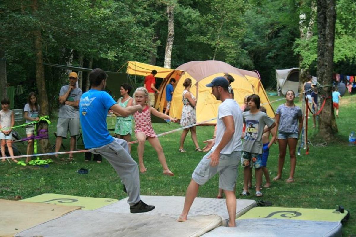Camping La Cascade - Photo 769