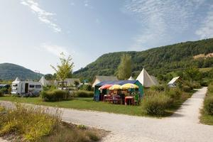 Camping Ecologique LA ROCHE D'ULLY - Photo 105