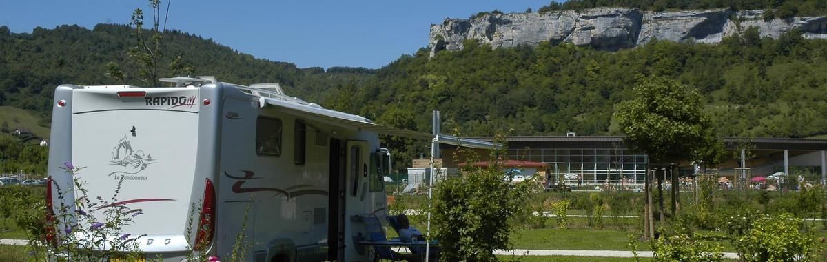 Camping Ecologique LA ROCHE D'ULLY - Photo 109