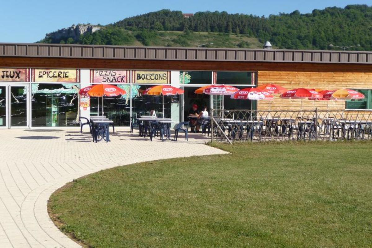 Camping Ecologique LA ROCHE D'ULLY - Photo 608