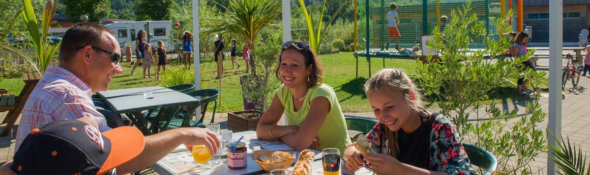 Camping Ecologique LA ROCHE D'ULLY - Photo 613