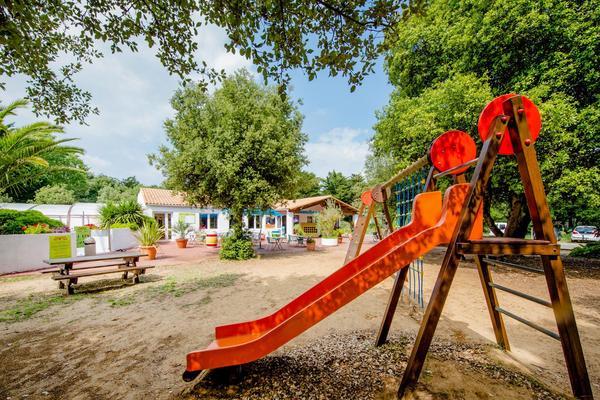 Camping l'Ile Blanche - Photo 2